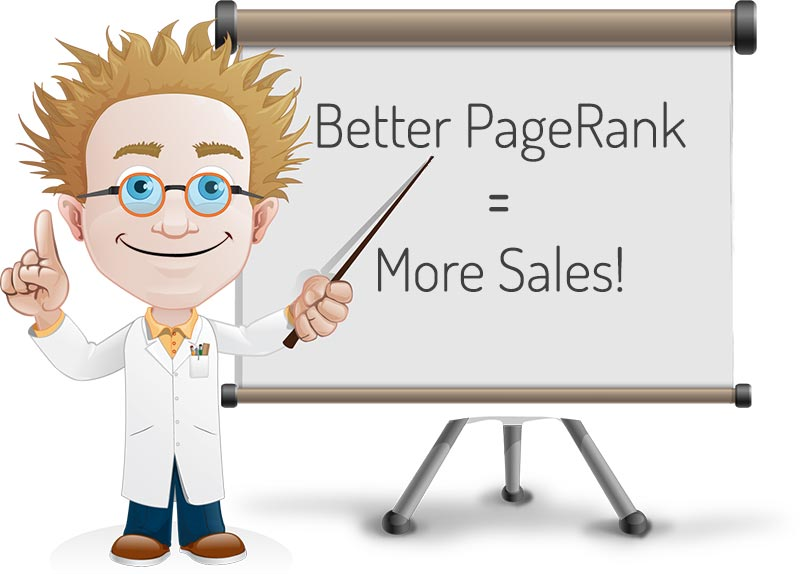 better pagerank with ASA 2