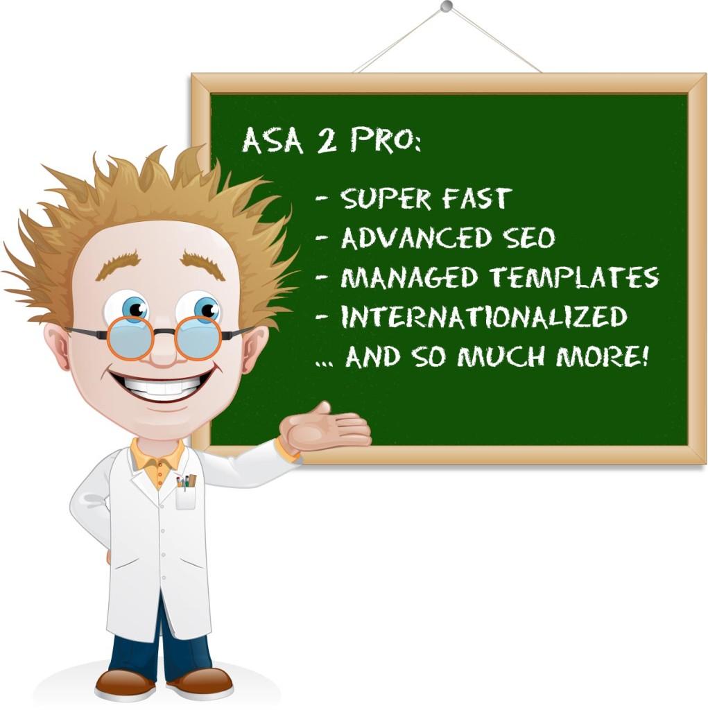 ASA 2 Professor Blackboard
