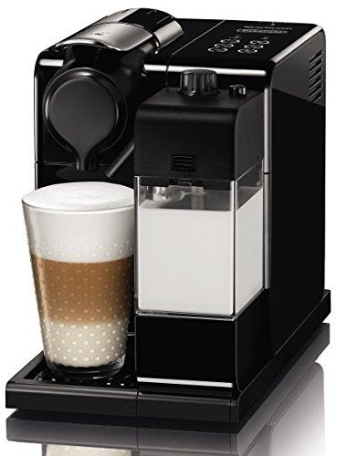 Nespresso EN550.B Lattissima Touch Automatic Coffee Machine, Black