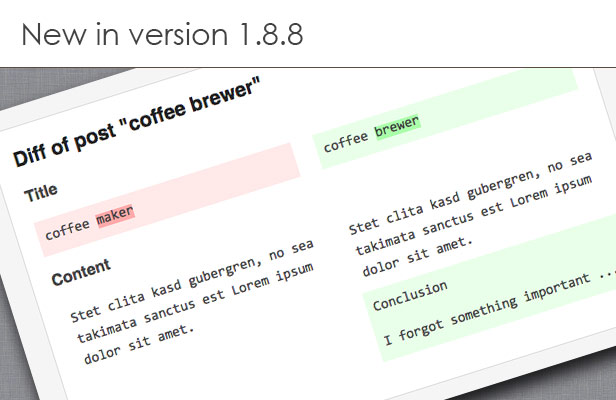 New in version 1.8.8